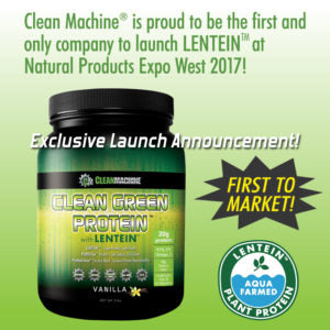 clean machine protein with lentein