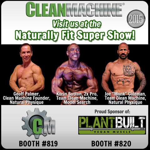Naturally fit super show
