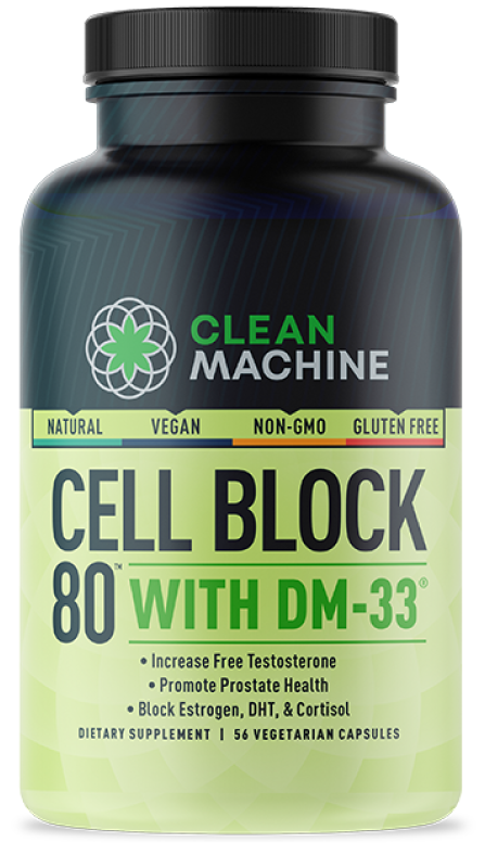 Clean Machine Cell Block 80