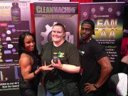 Clean Machine at Olympia 2014