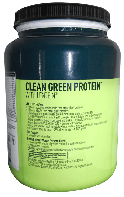 Clean Green Protein™ with Lentein™