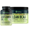 Product Bundle #04 AHI FLOWER and Unflavored Clean BCAA
