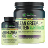 Product Bundle #09 AHIFLOWER OIL and CLEAN GREEN PROTEIN™ with LENTEIN™