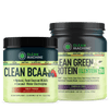 Product Bundle #11 Fruit Punch CLEAN BCAA and CLEAN GREEN PROTEIN™ with LENTEIN™