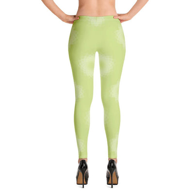 Clean Machine Leggings GRN