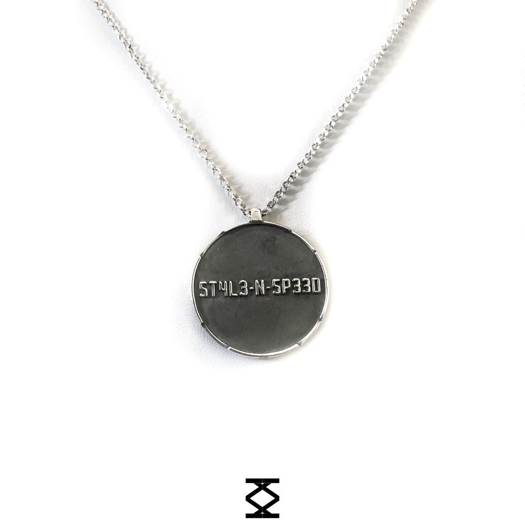 Style_n_speed - collana personalizzata in argento 925
