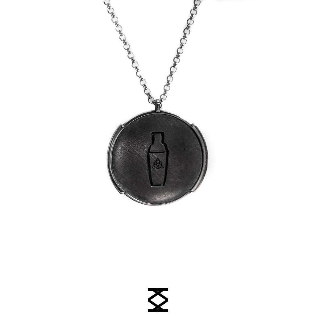 Brotherhood - personalized 925 silver pendant