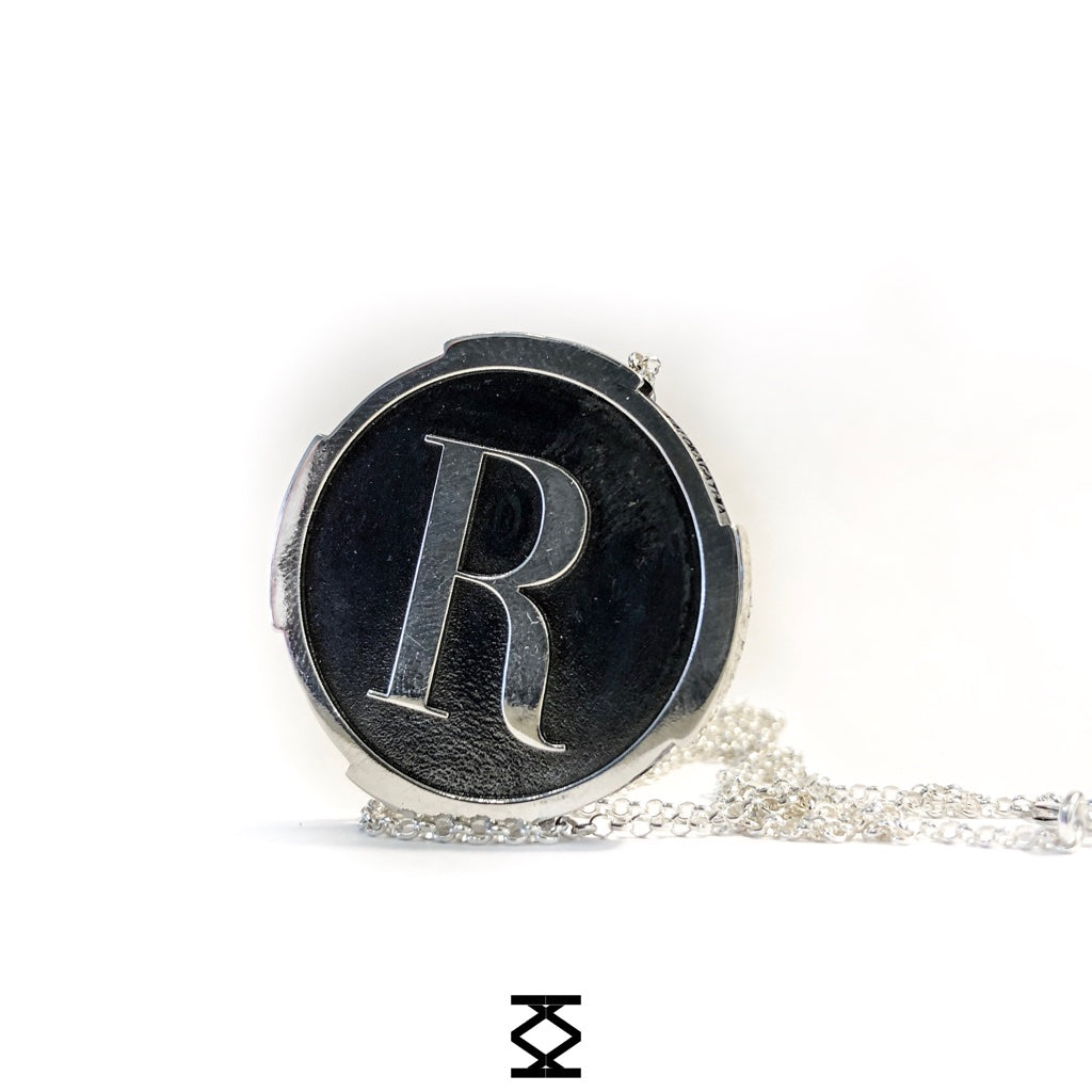 Rivalsa - personalized 925 silver necklace