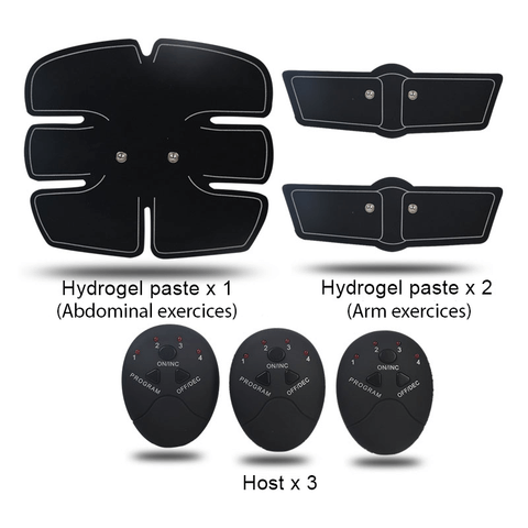 package smart ems abdominal muscle trainer
