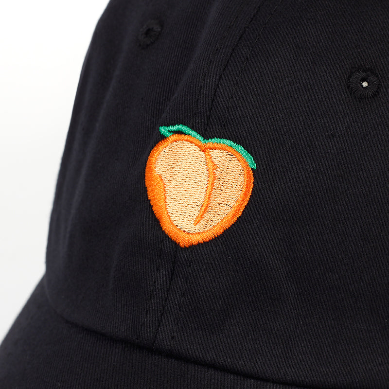 d82dd1e2 Peach Emoji Dad Hat · Peach Emoji Dad Hat ...