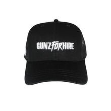 Load image into Gallery viewer, Gunz for Hire - Basic Trucker Cap