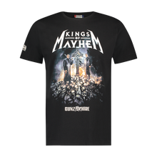 Load image into Gallery viewer, Gunz for Hire - Kings of Mayhem T-shirt