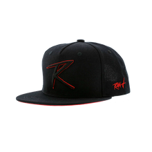 Load image into Gallery viewer, RAN-D 3D LOGO SNAPBACK