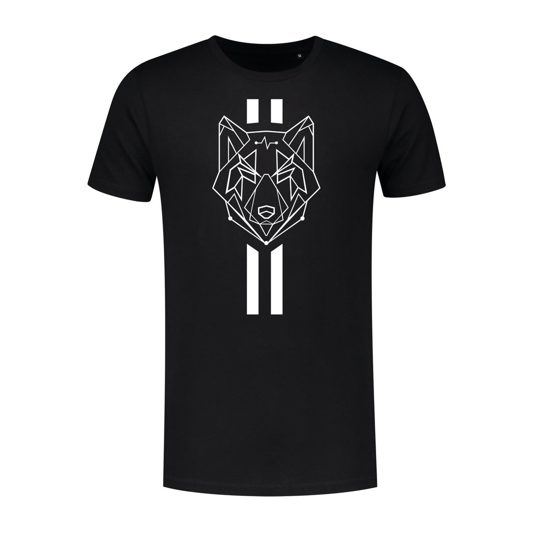 Frequencerz Wolfpack T-Shirt - Black