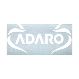 Adaro Car Sticker - Inside window