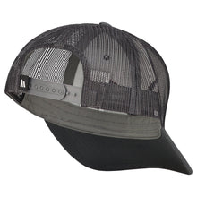 Load image into Gallery viewer, Frequencerz Stealth Mode truckercap (charcoal)