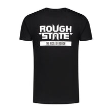 Roughstate T-Shirt Black
