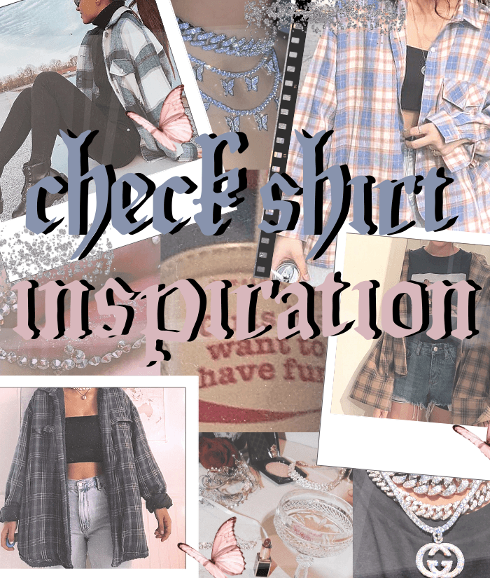 Check Shirt Inspiration | KATCH ME