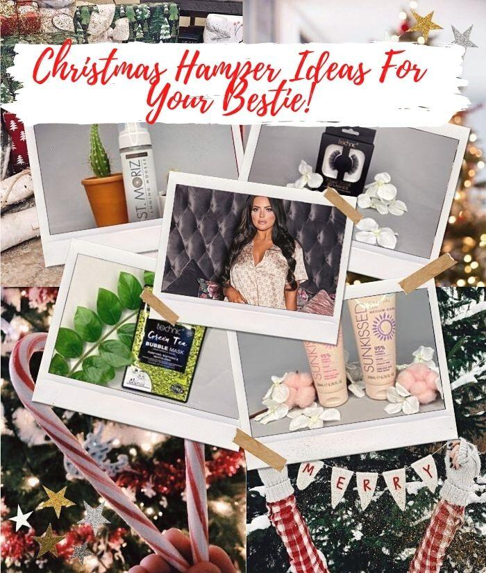 Christmas Hamper Ideas For Your Bestie | KATCH ME