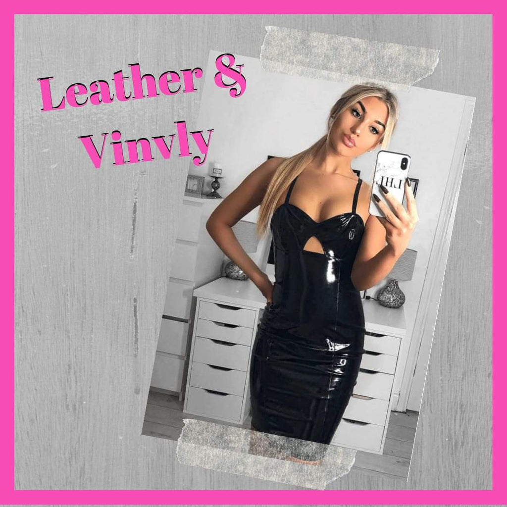 Leather & Vinyl Is A Vibe! | KATCH ME