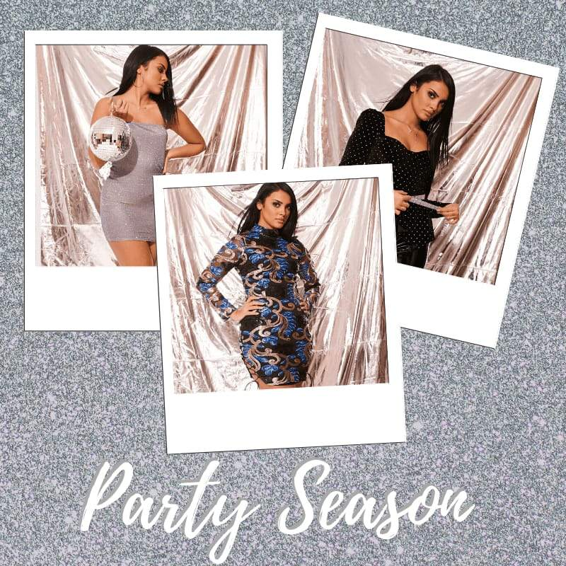 Party Season! | KATCH ME