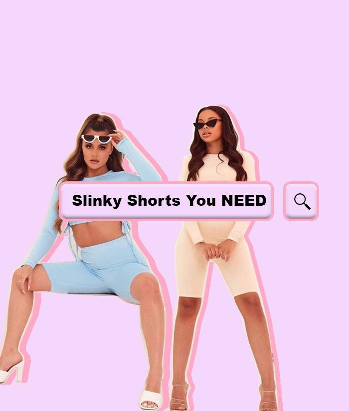 Slinky Shorts You NEED This Season | KATCH ME