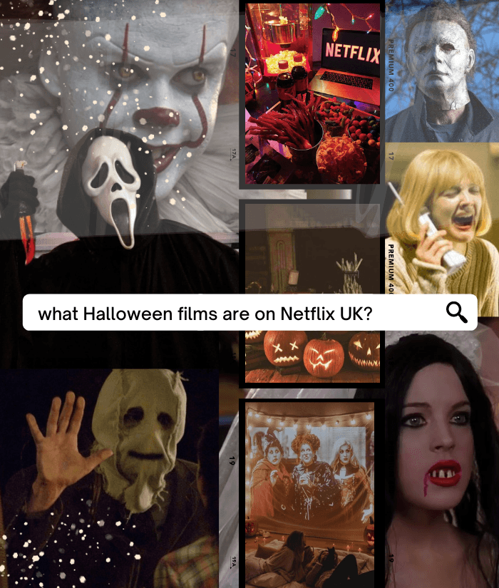 The Best Halloween Movies On Netflix UK | KATCH ME