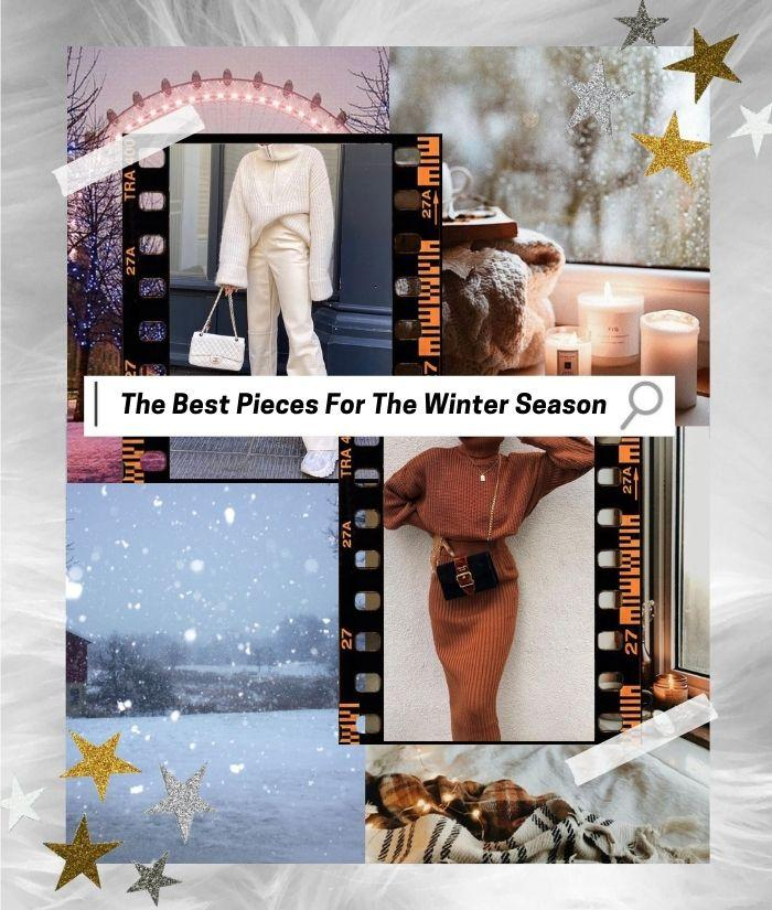 The Best Pieces For The Winter Season | KATCH ME