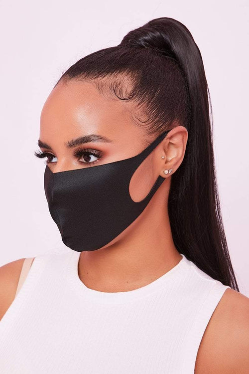 Black Face Mask - Cheyenne - KATCH ME