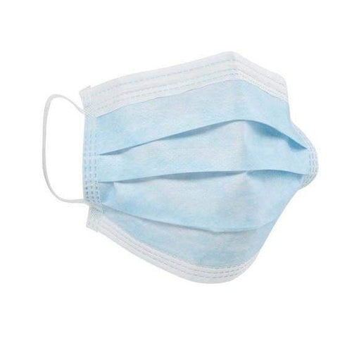 Blue Face Mask (Pack of 10) - KATCH ME