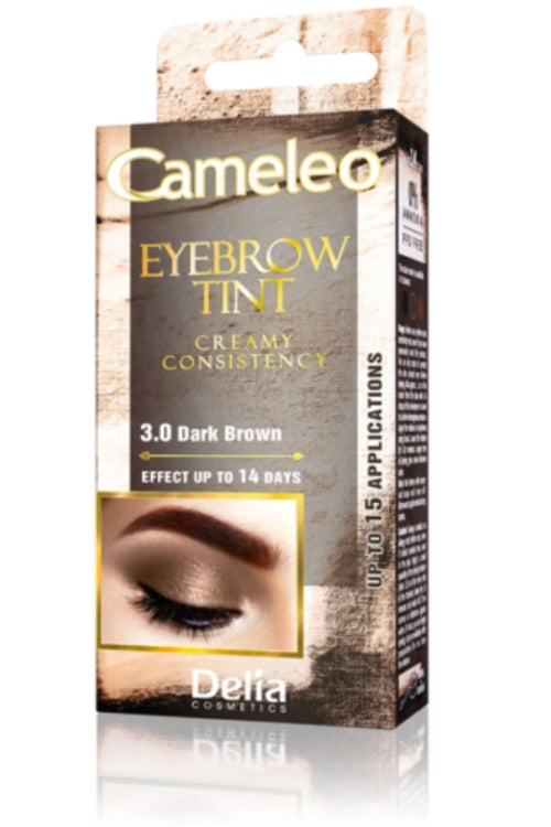 Eyebrow Tint Kit- Dark Brown - KATCH ME