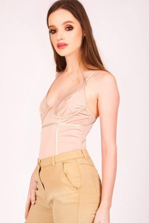 Sand Harness Bodysuit - KATCH ME