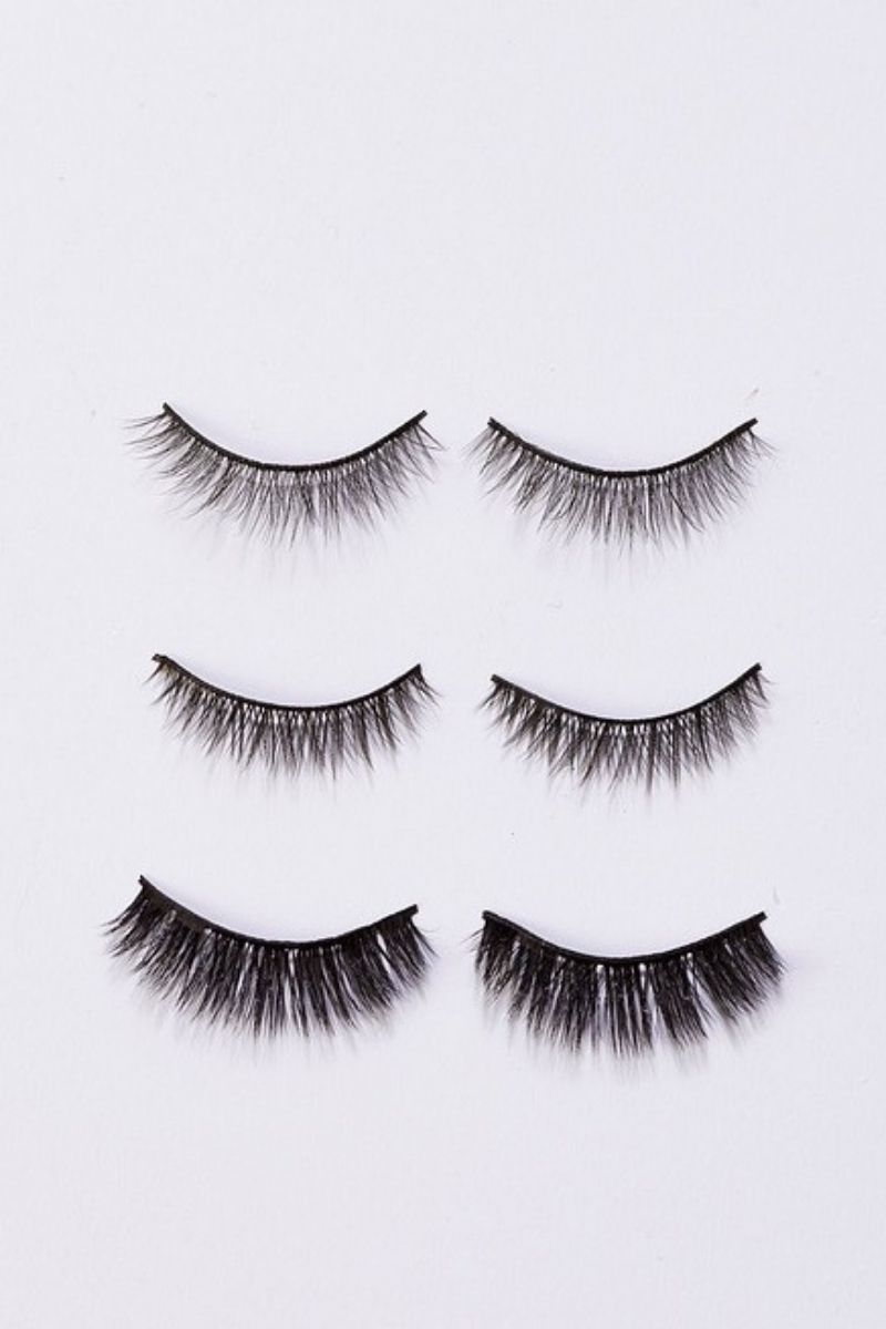 Technic Faux Mink 3D Lashes- Paris - KATCH ME