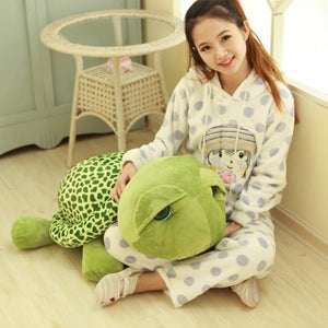 35 cm Cute Meng Turtle Plush play toy