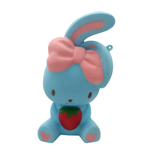 Fun Rabbit Squishy Toy Squeeze - Relieve Anxiety
