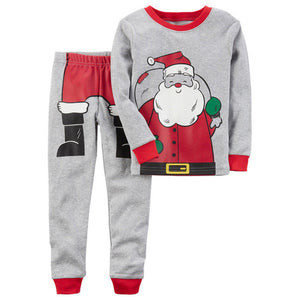 Baby Boys Girls Christmas Santa Claus Outfits