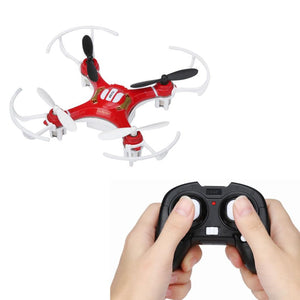 Mini Drone YUXIANG 668 A4 2.4GHZ Mini 4CH 6-axis GYRO Quadcopter 3D Flips Drone 3D Flips Headless Drone toy