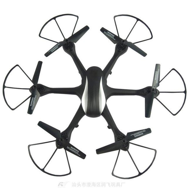 Mini Drone RF604 2.4G 6-AXES 2.0MP HD Camera LED Drone Quadcopter Radio Control Toys Helicopter
