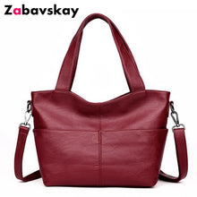 2018 Women Real Leather Luxury Handbags Bag Designer Brand Sac a Main Ladies Crossbody Shoulder Bag Bolsas  DJZ20