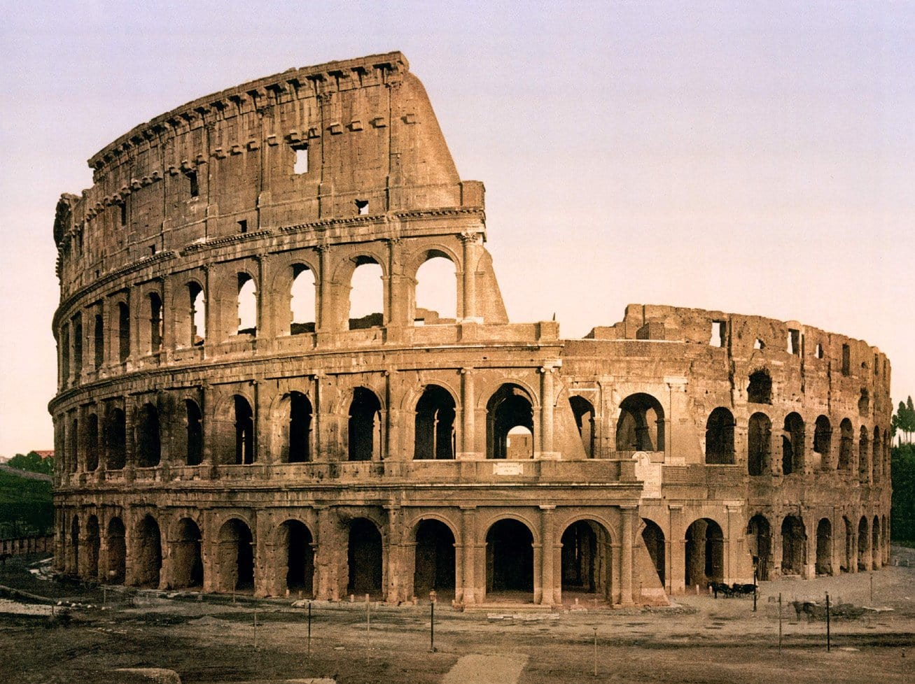 The Colosseum Ring - Grand Le Mar