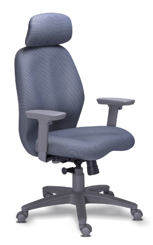 SILLA EJECUTIVA RE-1200/GR - offimobile