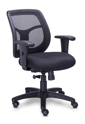 SILLA SEMI EJECUTIVA RE-1500 - offimobile
