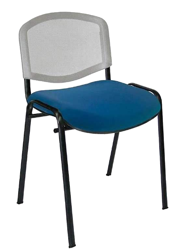 SILLA VISITANTE ELLITICO NET - offimobile