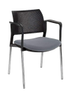 SILLA VISITANTE KYOS 3CR - offimobile