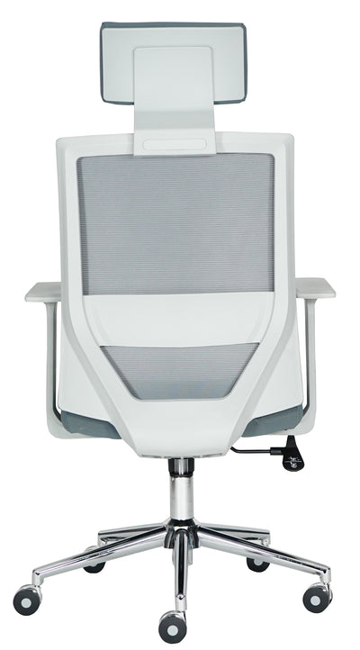 Silla Ejecutiva Vision Gray - offimobile