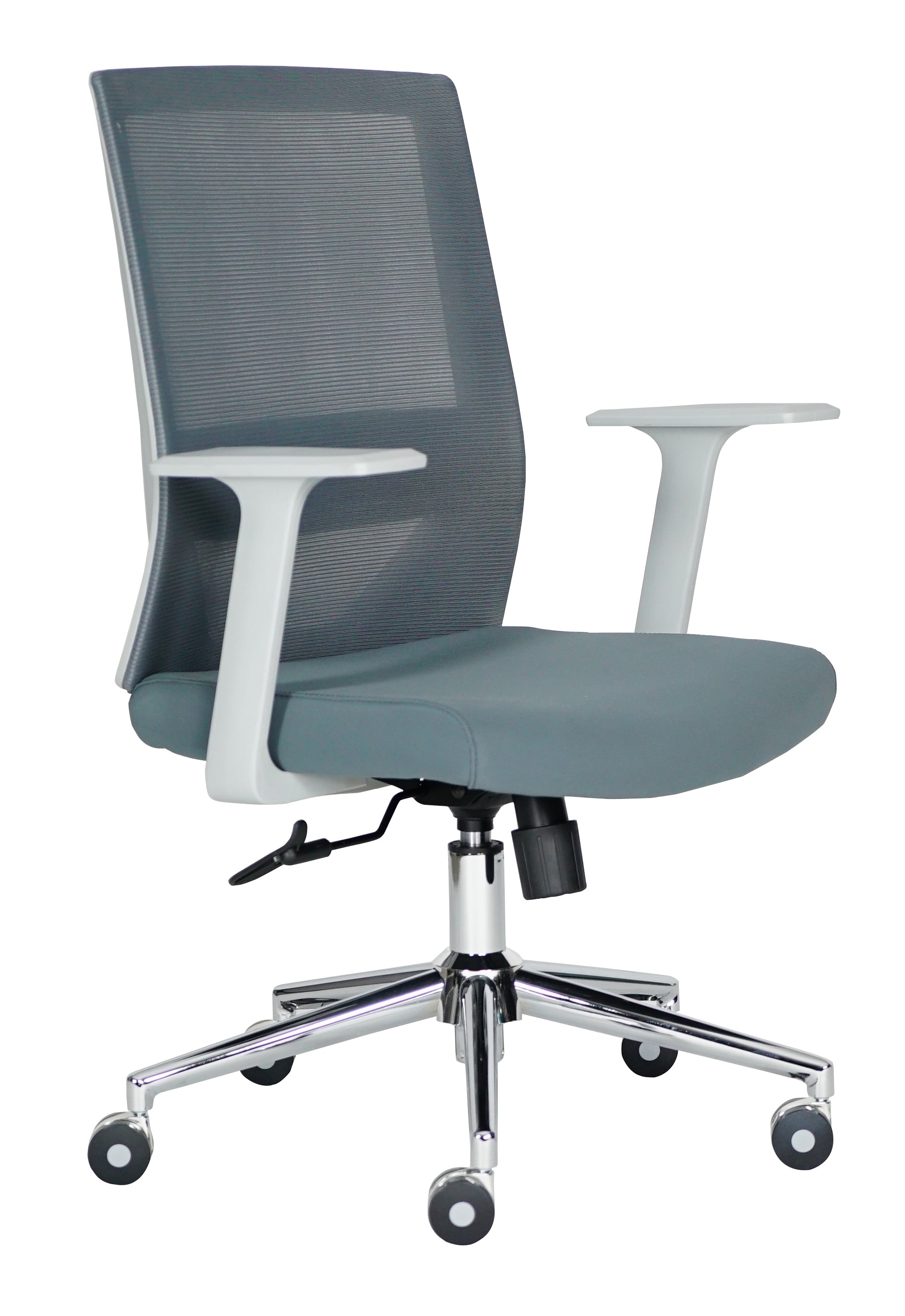 Silla Ejecutiva Vision Gray RB - offimobile
