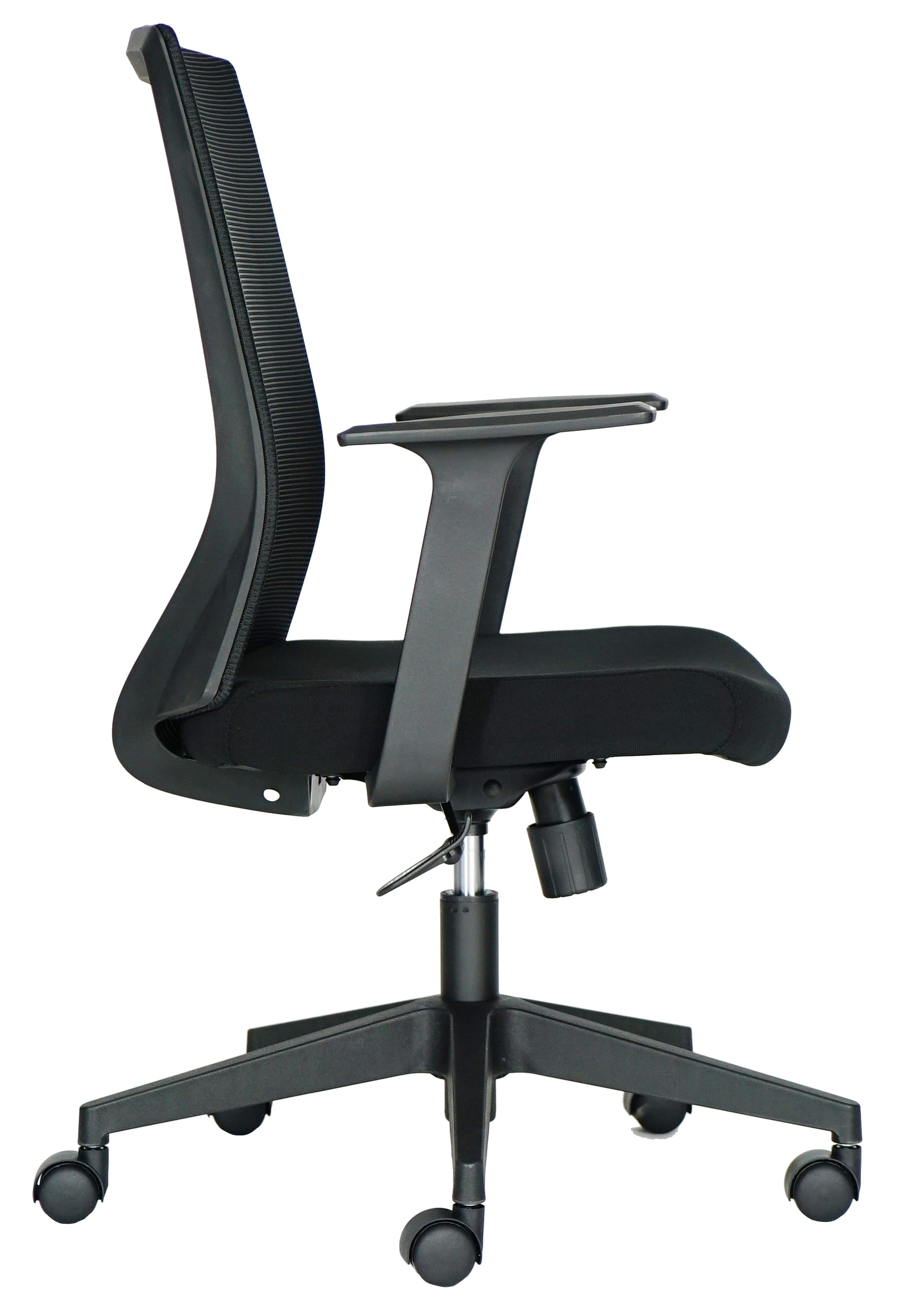 Silla Ejecutiva Vision Black RB - offimobile