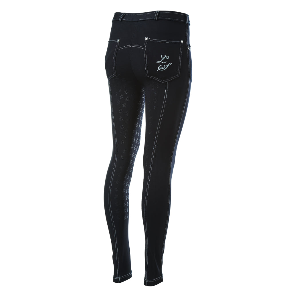 Ladies Silicon Seat Breeches
