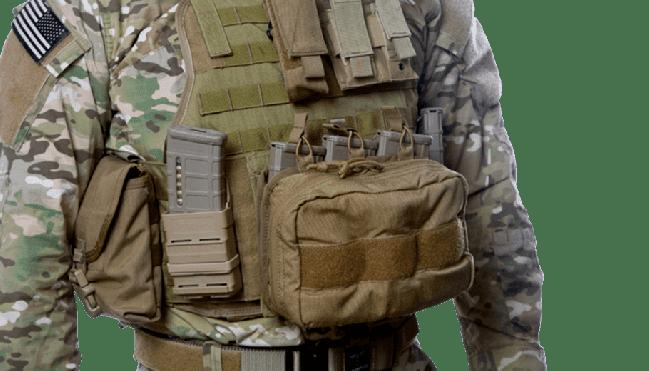 Tactical Pouches & Beltpacks