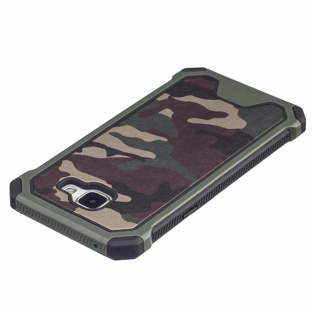 Camouflage Case For Samsung Galaxy S8 Plus S6 S7 Edge S3 S4 S5 Army Armor Camo Phone Case